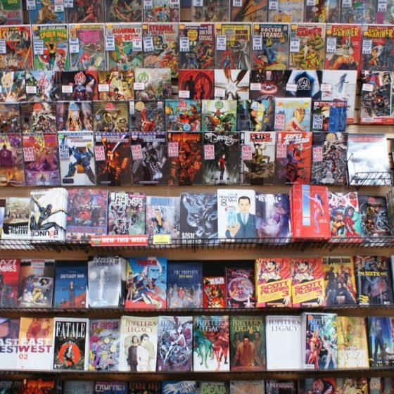 tienda comics
